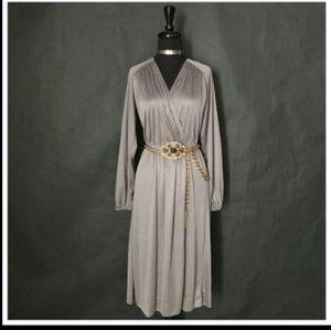 1970'sVintage Kay Windsor Dress Size S